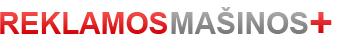 Reklamos mašinos logo